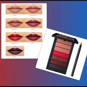 NARS 7 deadly sins audacious lip palette